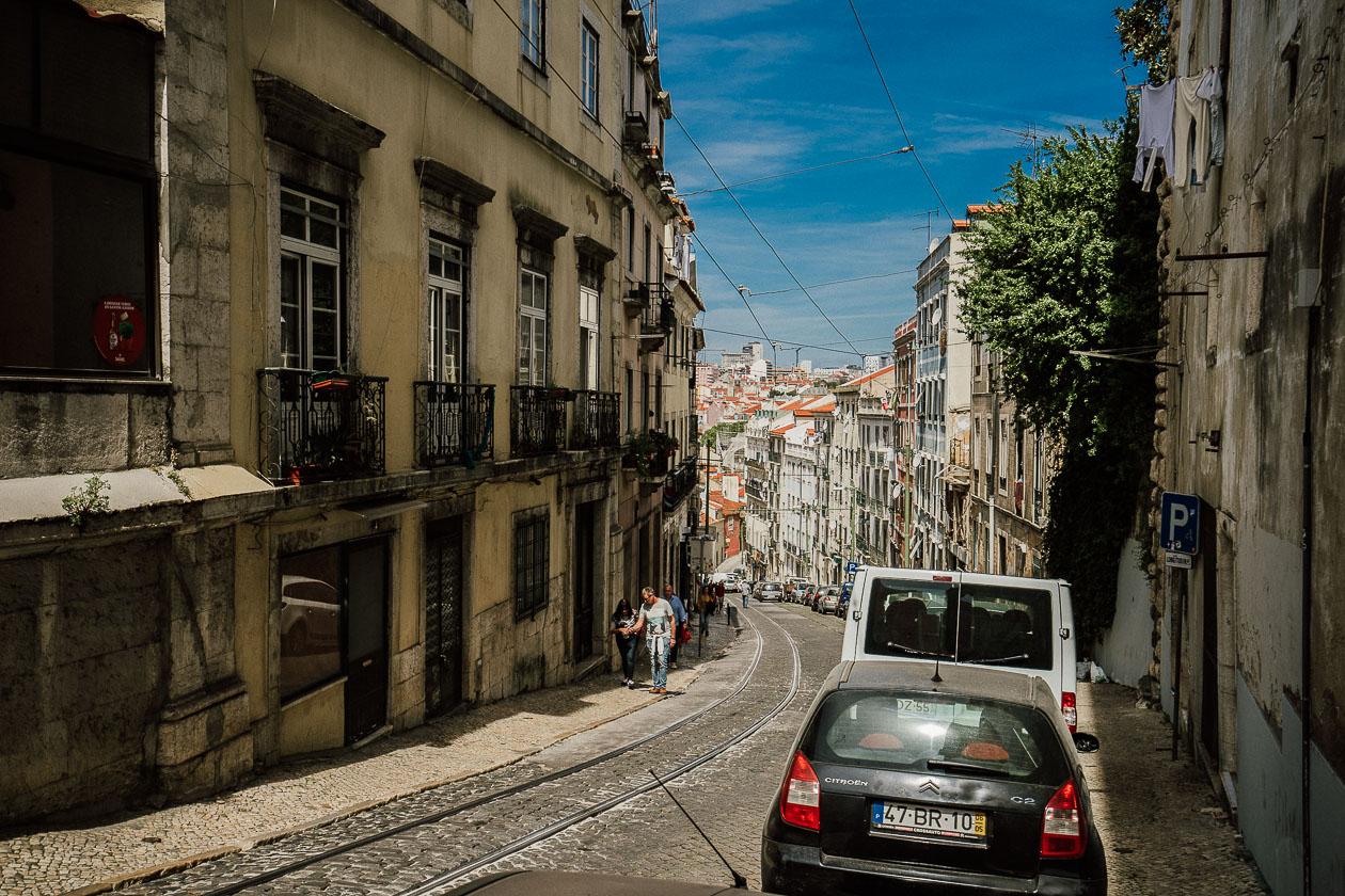 Hauptstraße Lissabon