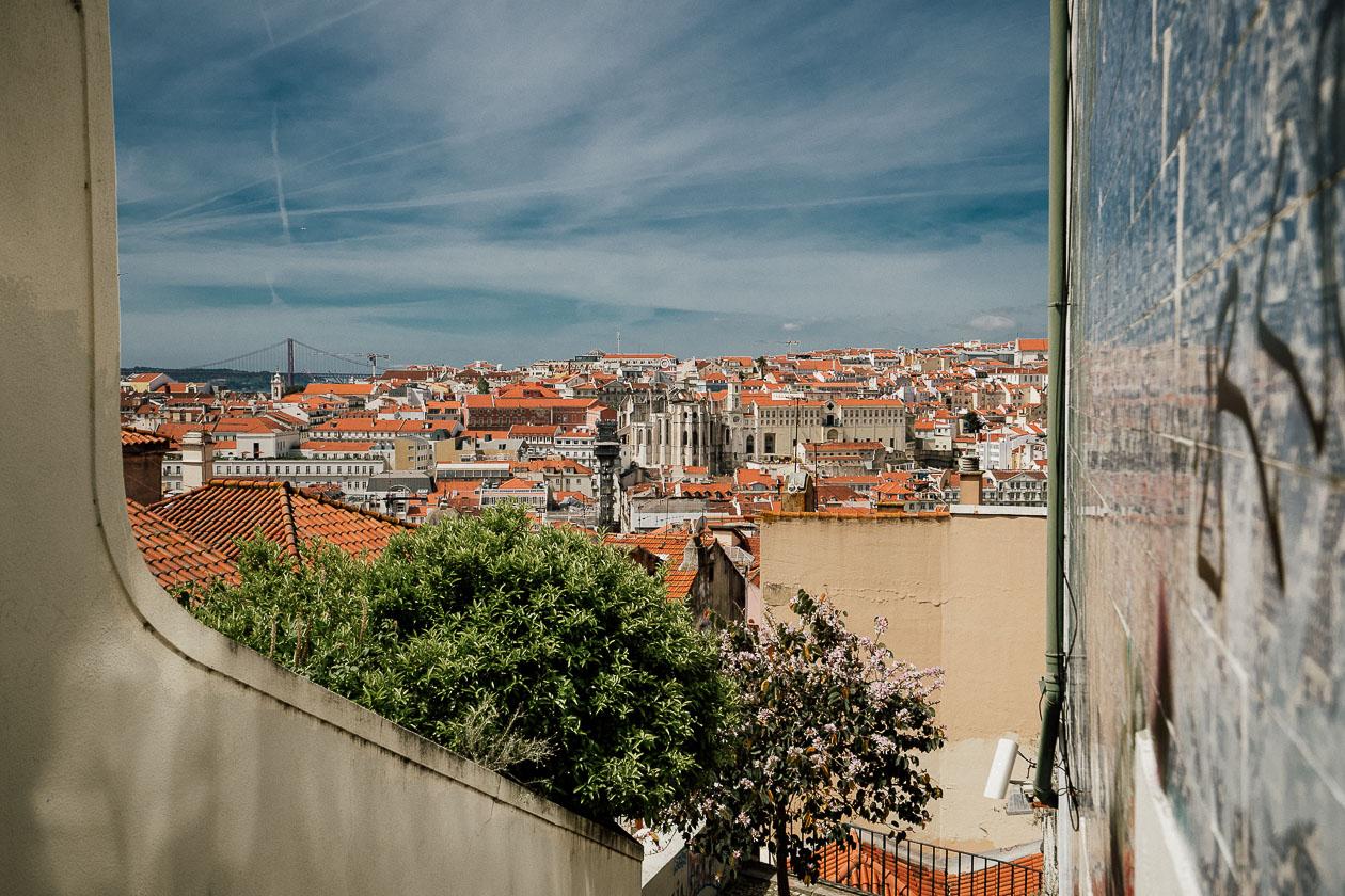 Ausblick Lissabon