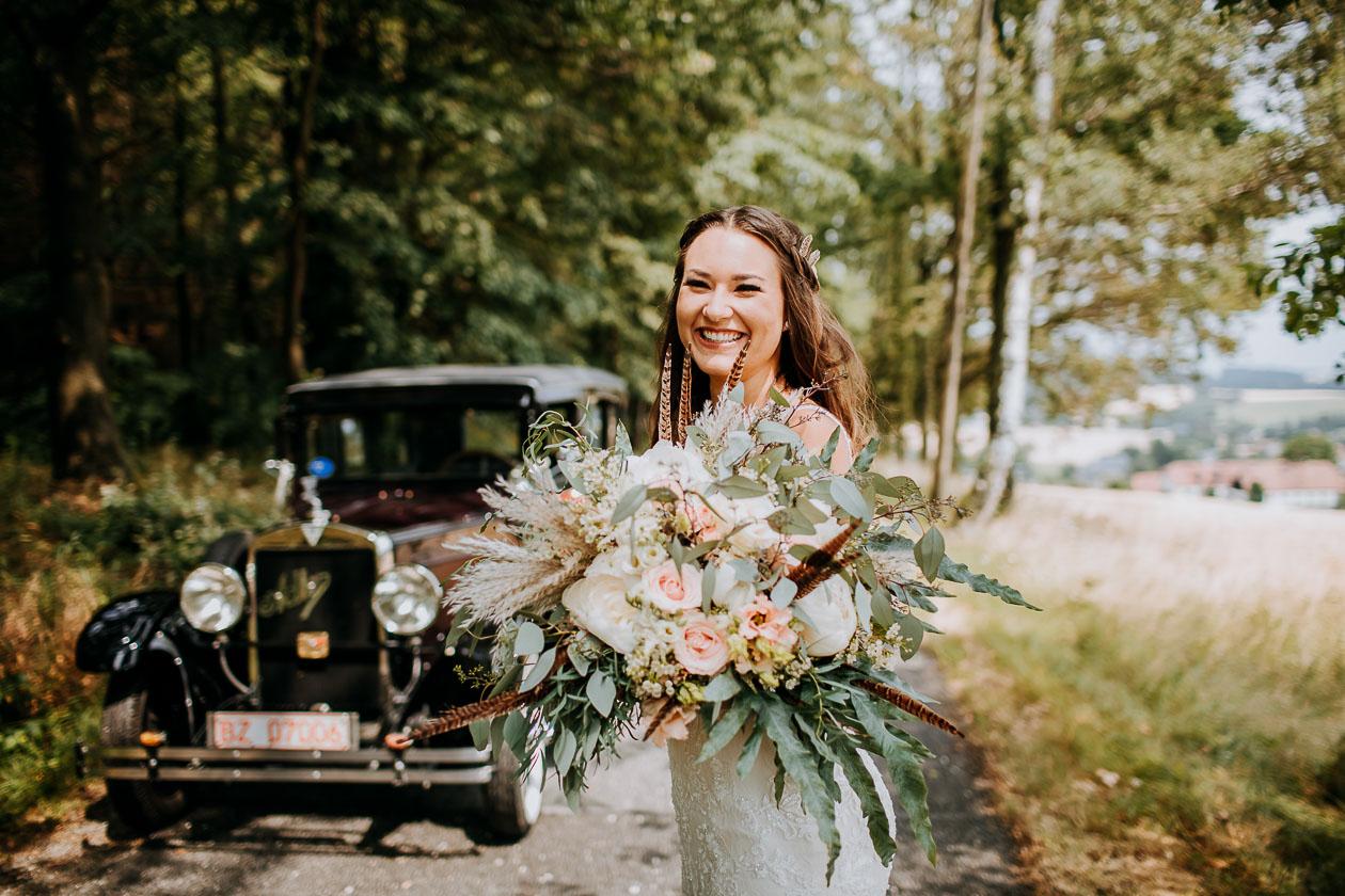 Brautpaar Hochzeitsfotograf Bautzen