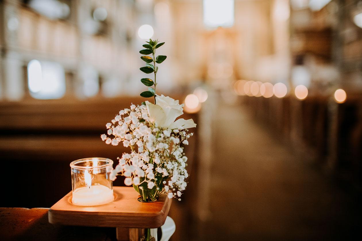 Dorfkirche Cunewalde Hochzeit