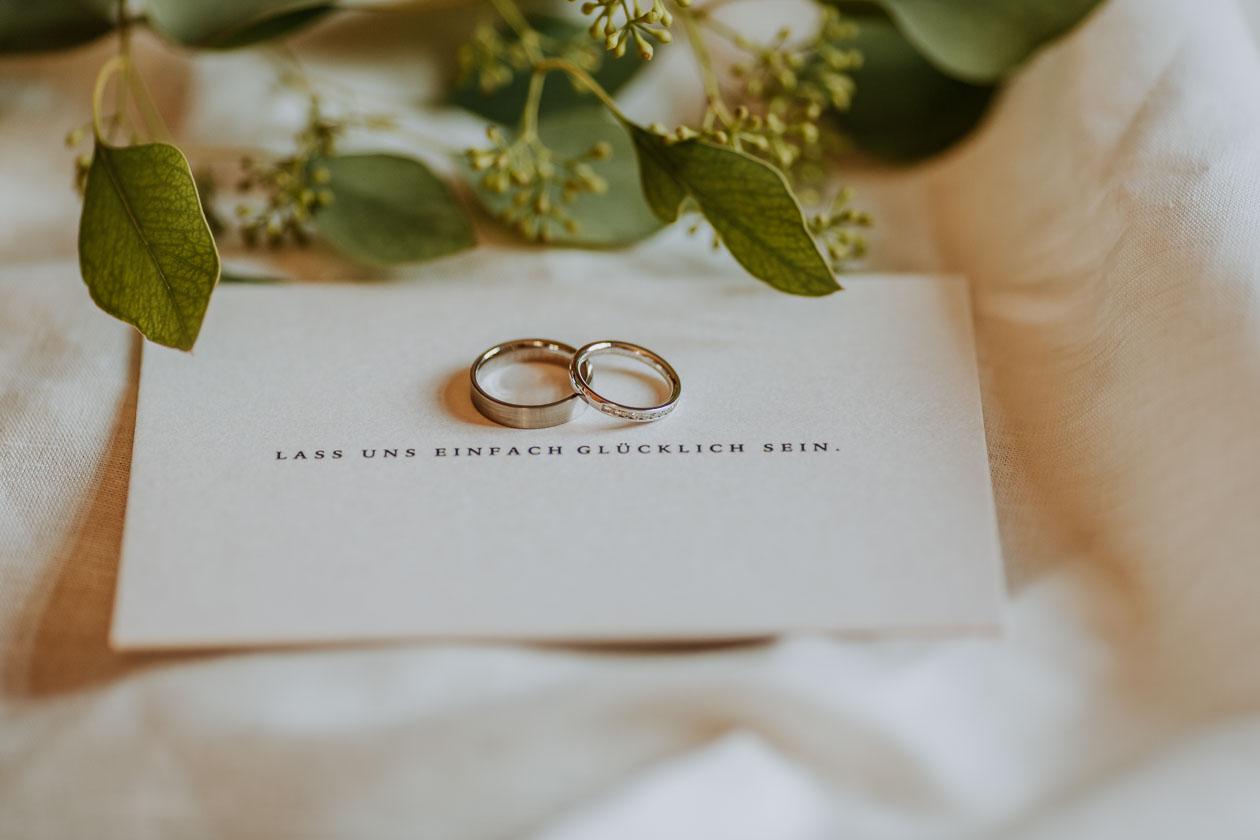 Trauringe Hochzeit