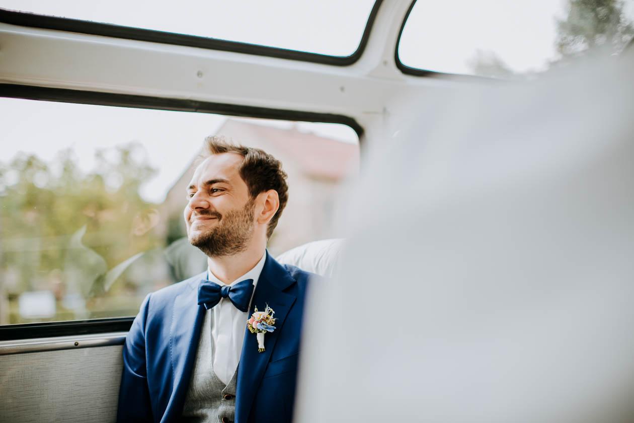 Bräutigam Hochzeit Dresden
