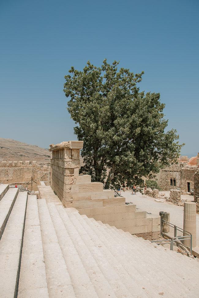 Akropolis Lindos