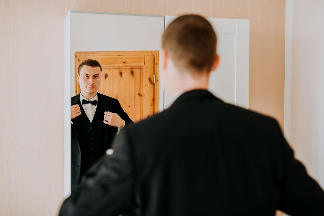 Bräutigam - Hochzeitsfotograf Dresden