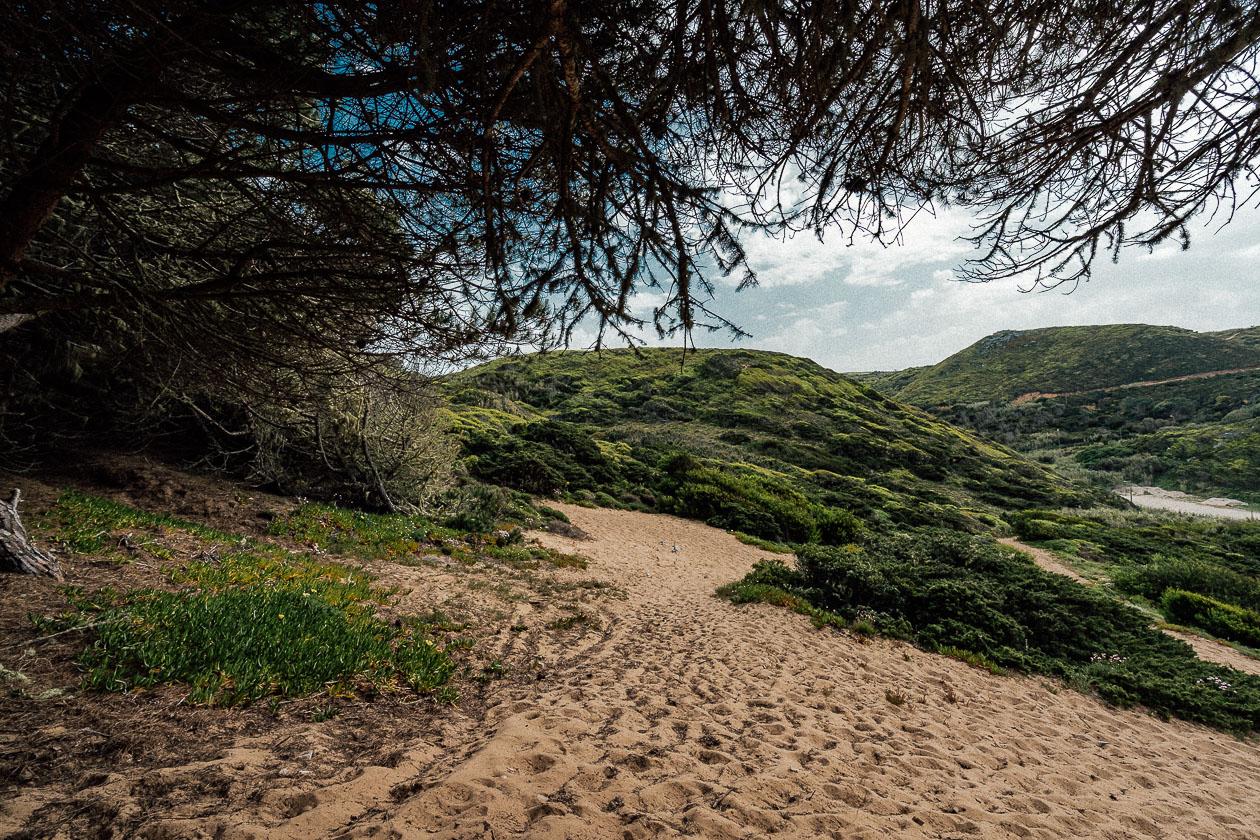 Praia da Agrada