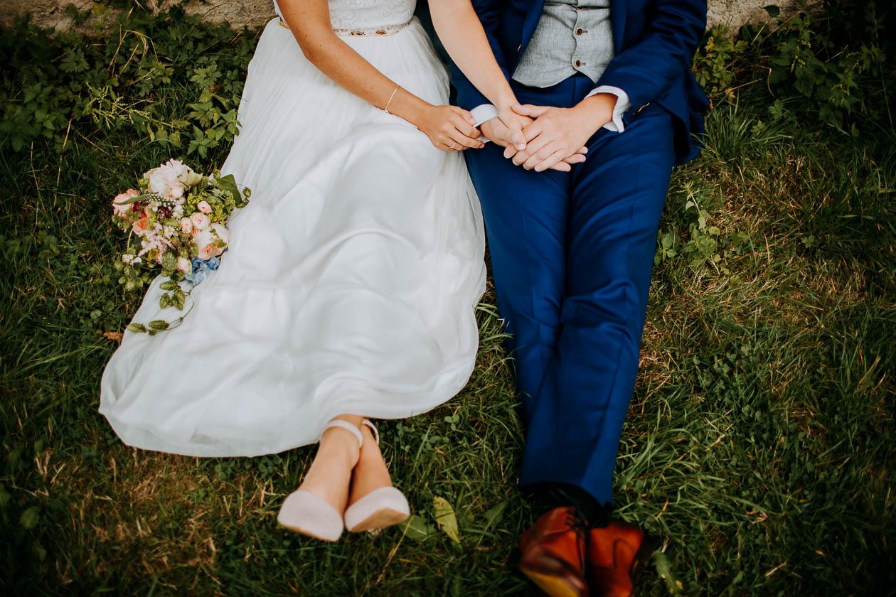 Brautpaar - Julius Kost