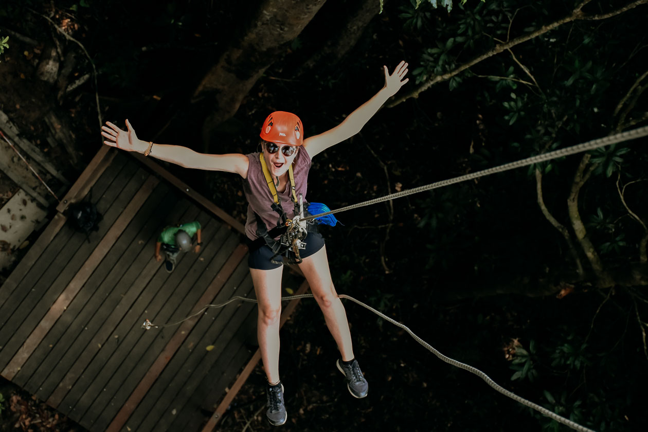 Umgawa Zipline Adventure