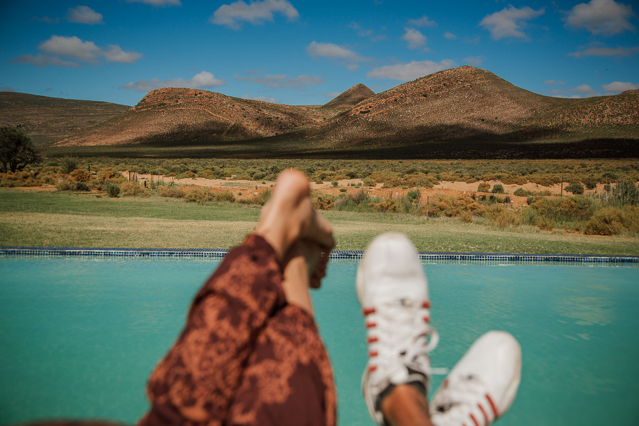 Aquila Reservat Südafrika