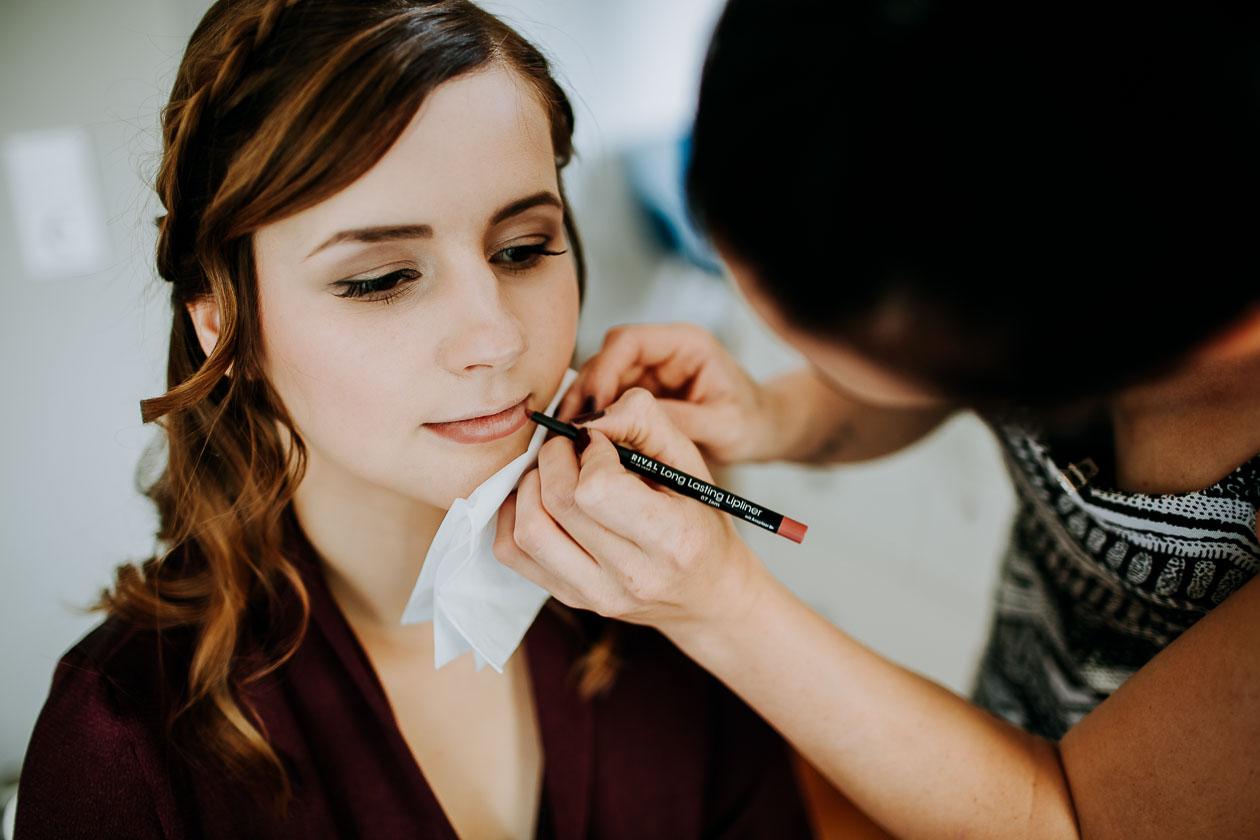 Make-Up - Hochzeit