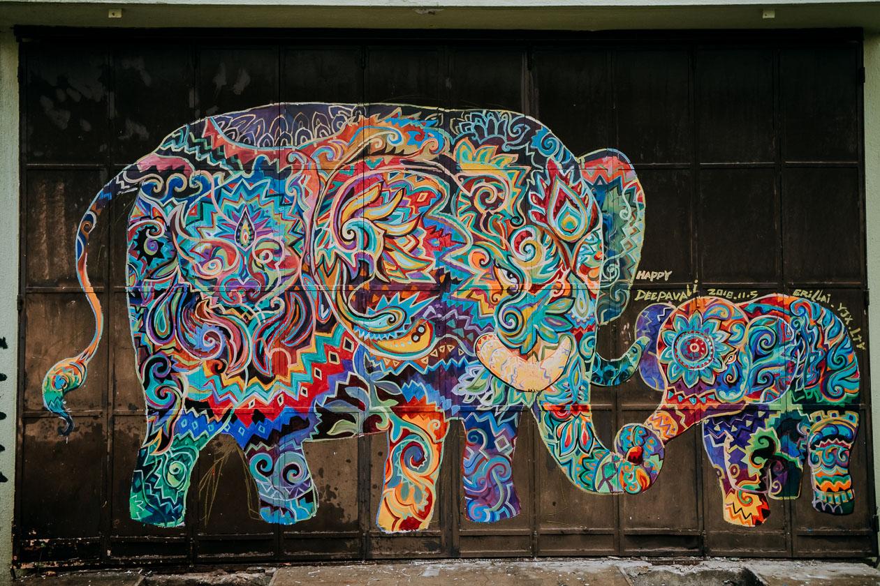Ipoh Mural Art Lane