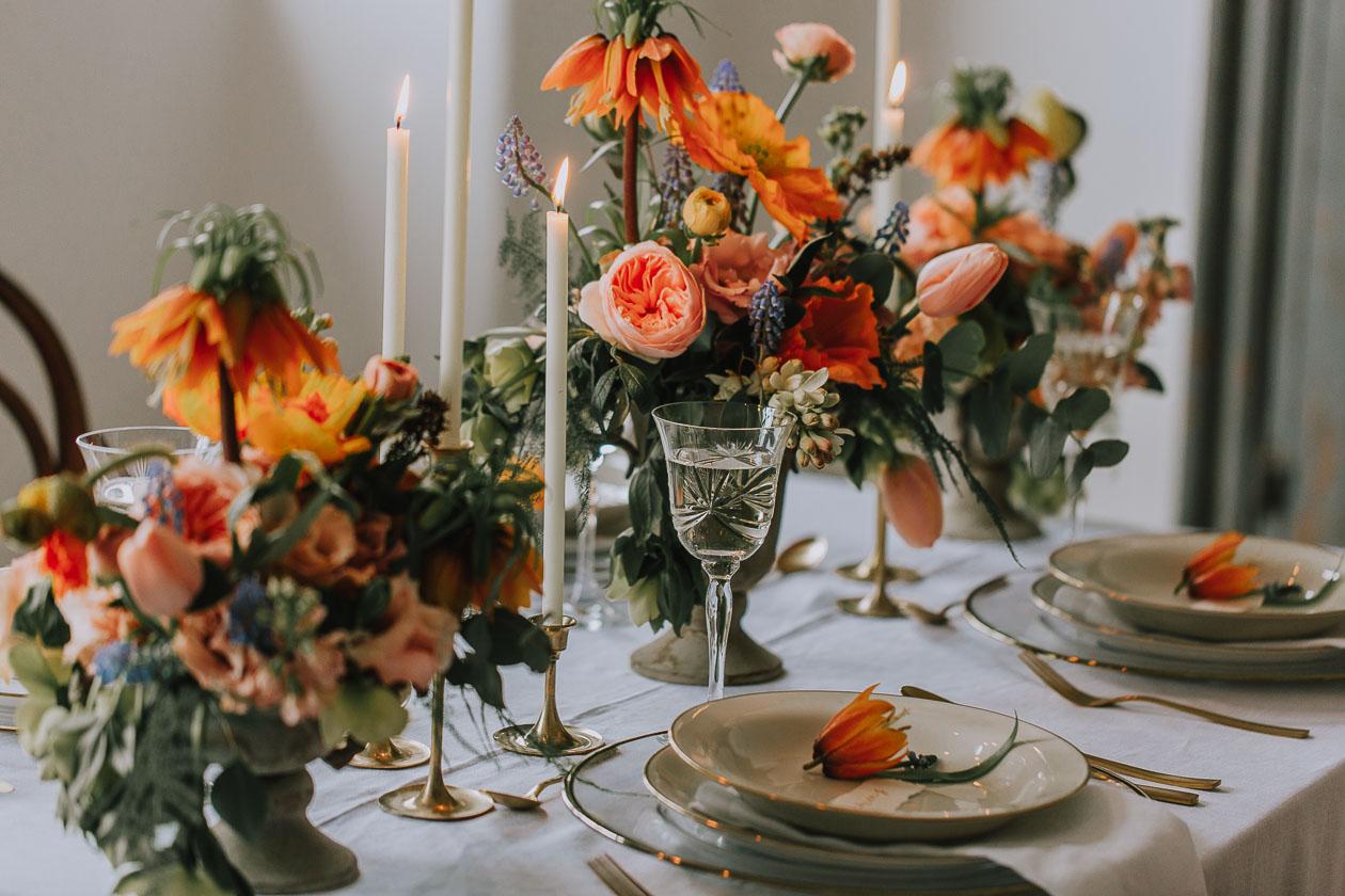 Hochzeit - Dekoration