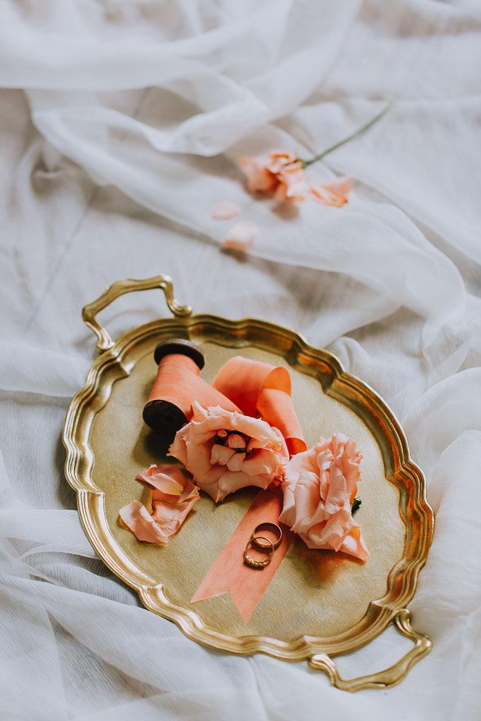 Hochzeitsdetails