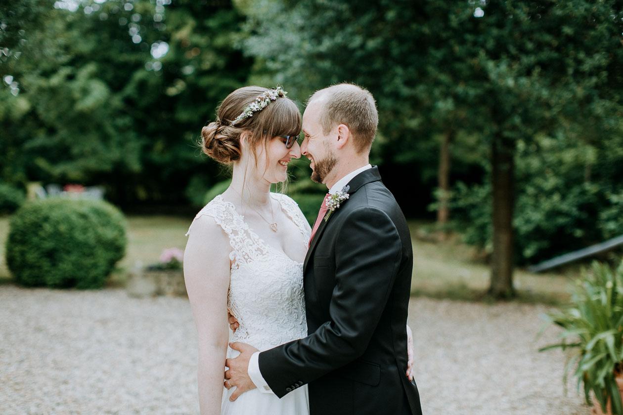 Hochzeitsreportage Moritzburg
