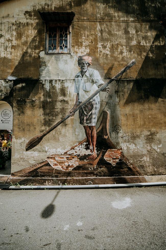Streetart George Town (Penang)