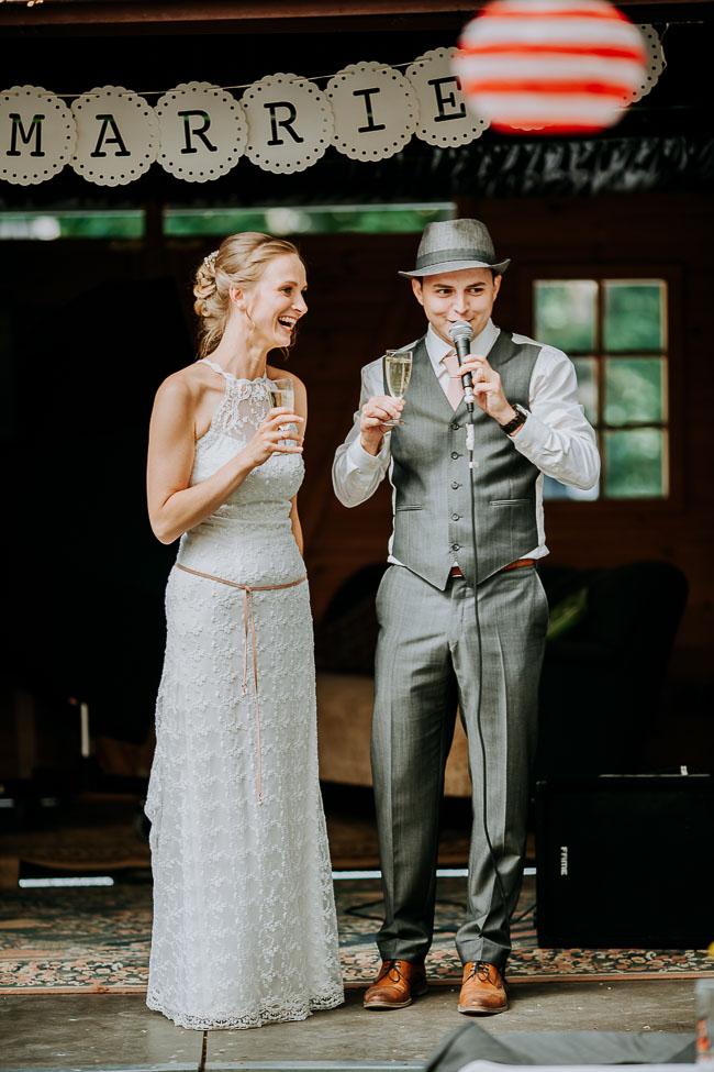 Brautpaar Ansprache