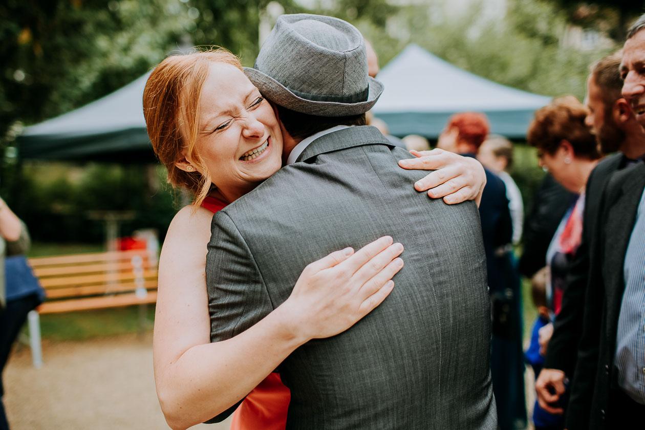 Gratulation Brautpaar