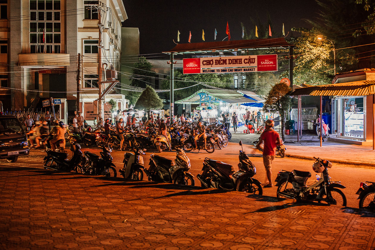 Nachtmarkt Phu Quoc