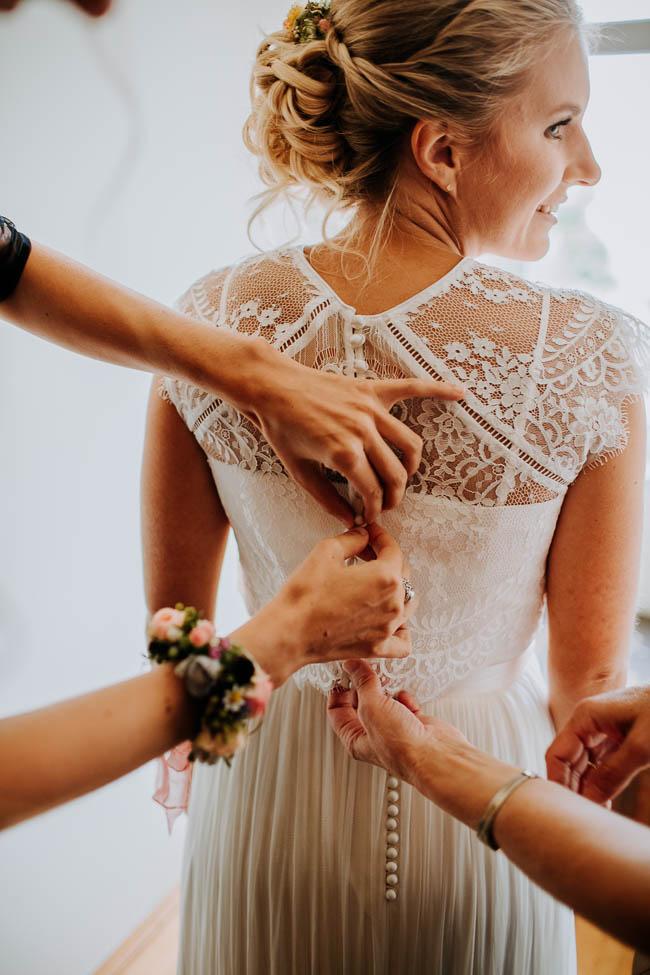 Braut Hochzeit Julius Kost