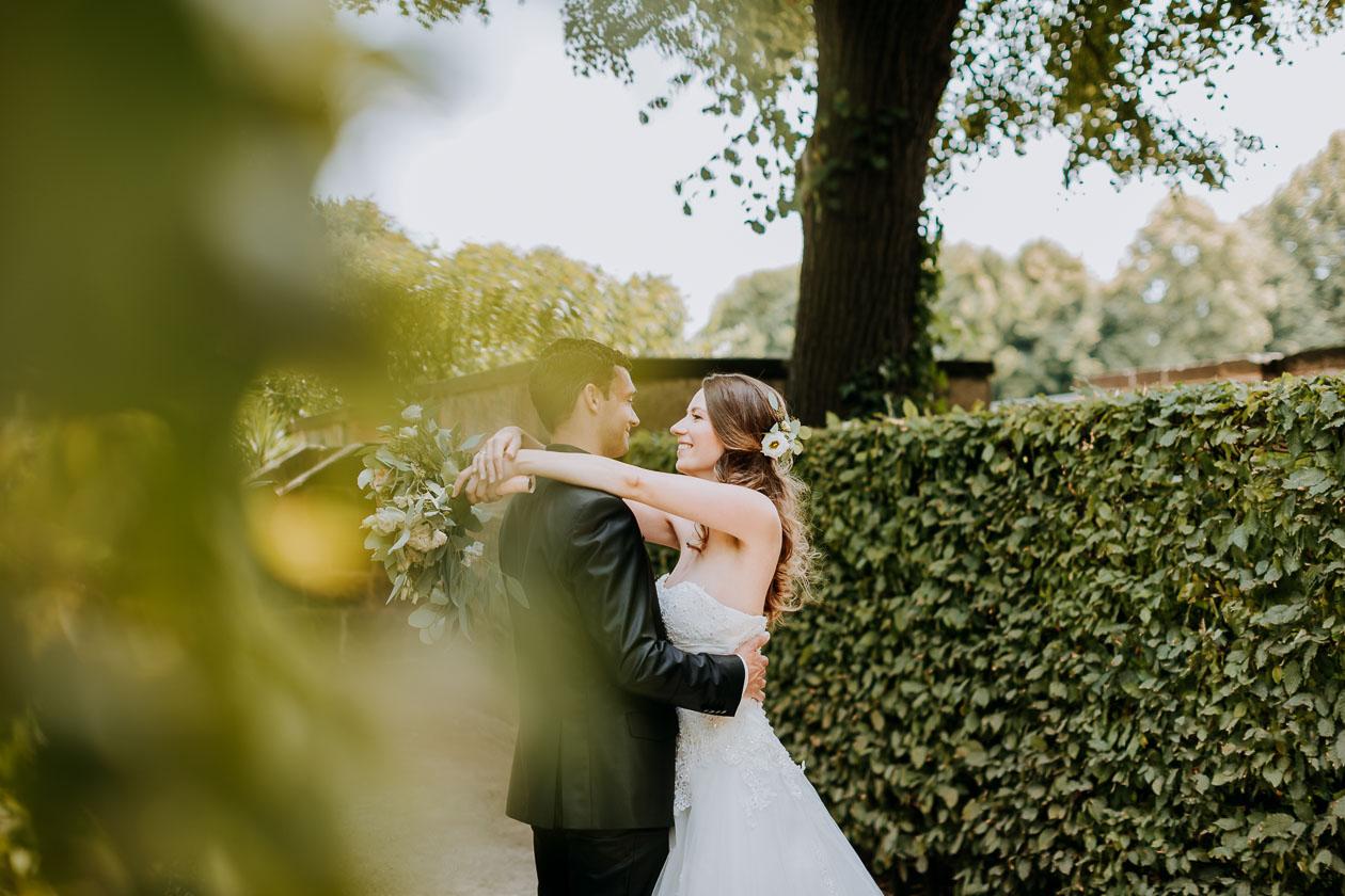 Brautpaar - Hochzeitsfotograf Dresden