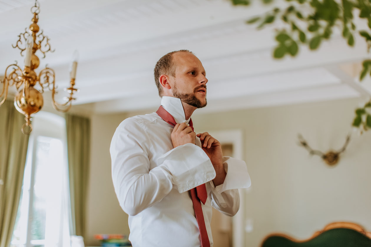 Hochzeit Moritzburg - Hochzeitsfotograf Dresden