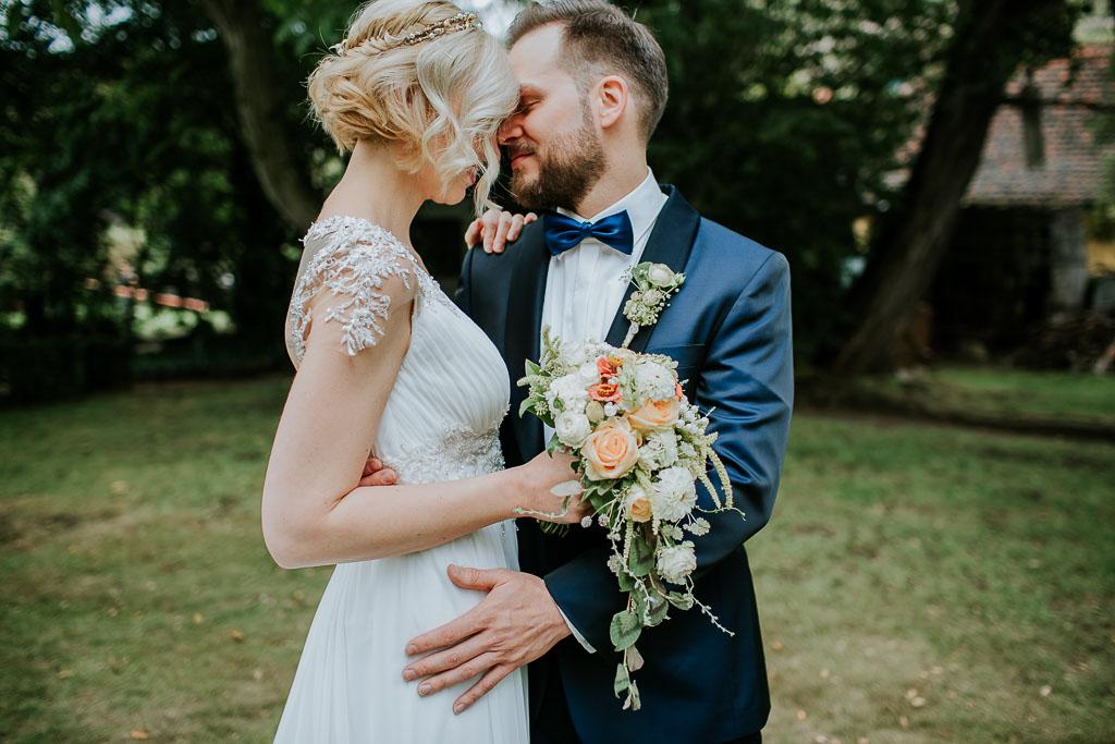 Brautpaar Hochzeit Radebeul