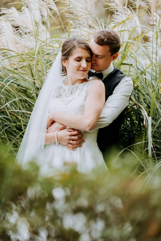 Brautpaar Julius Kost