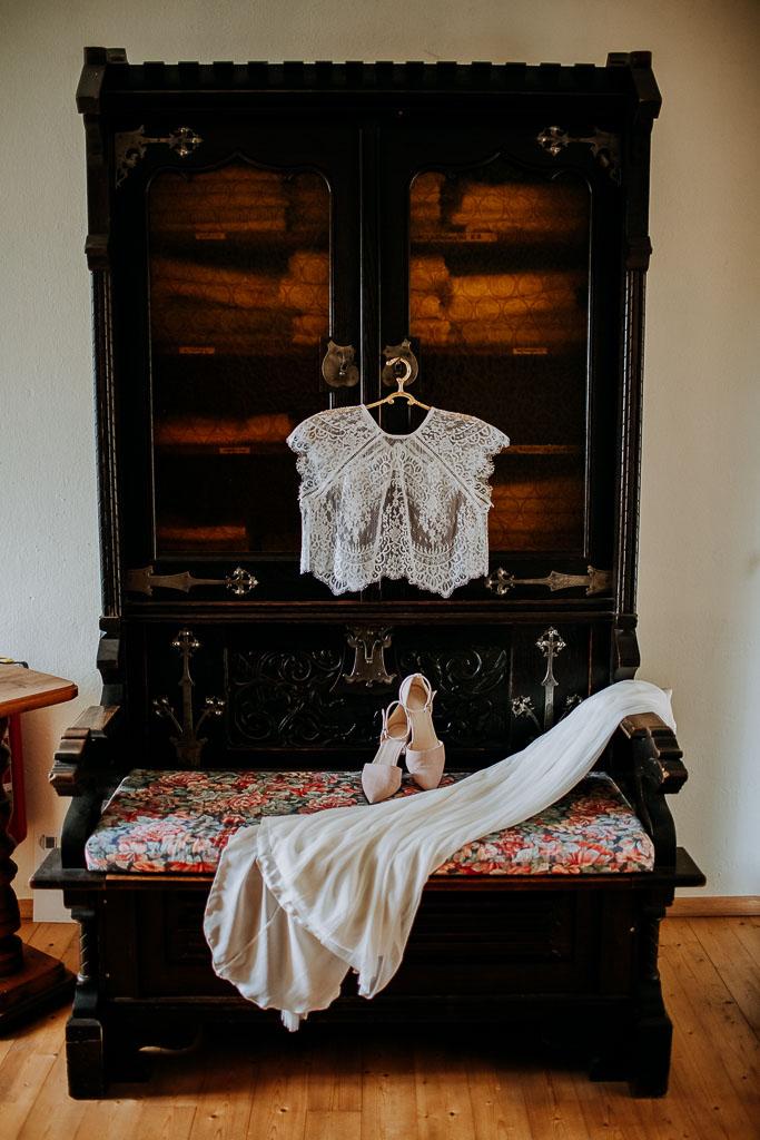Hochzeitskleid - Fotograf Dresden