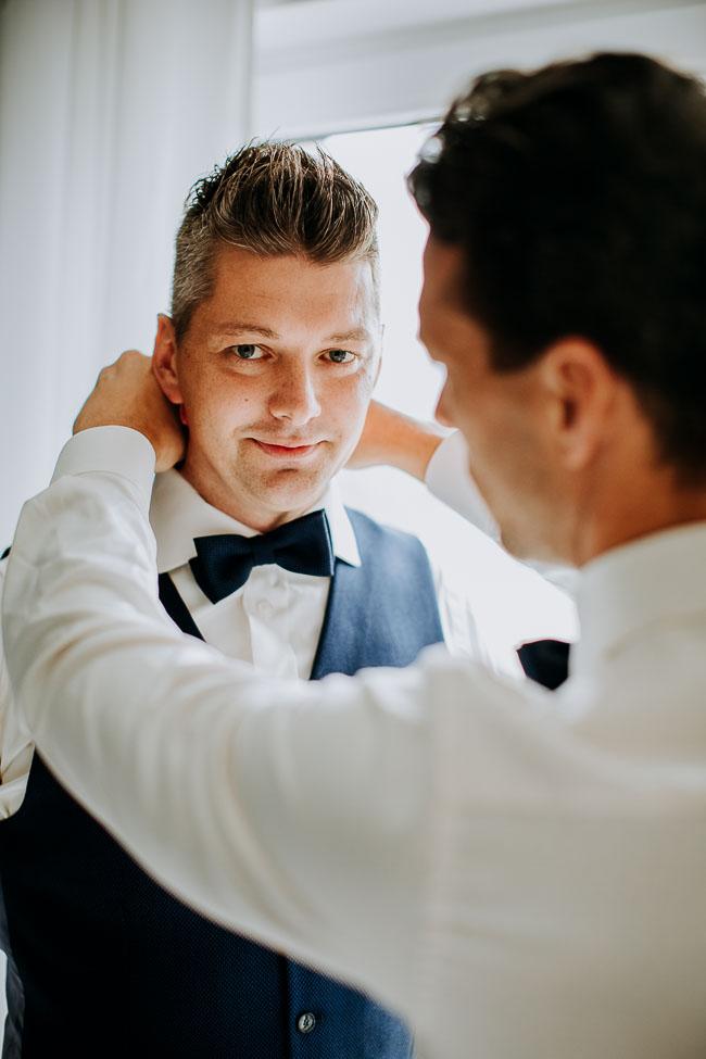 Getting Ready Hochzeit Bautzen