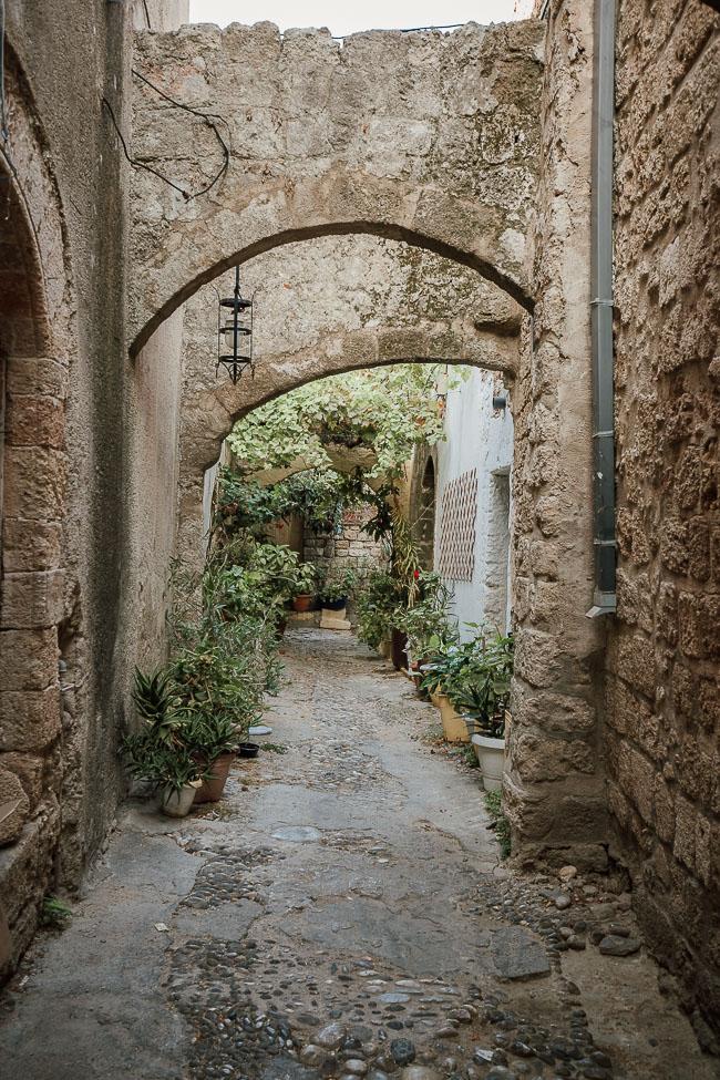 Rhodos Stadt