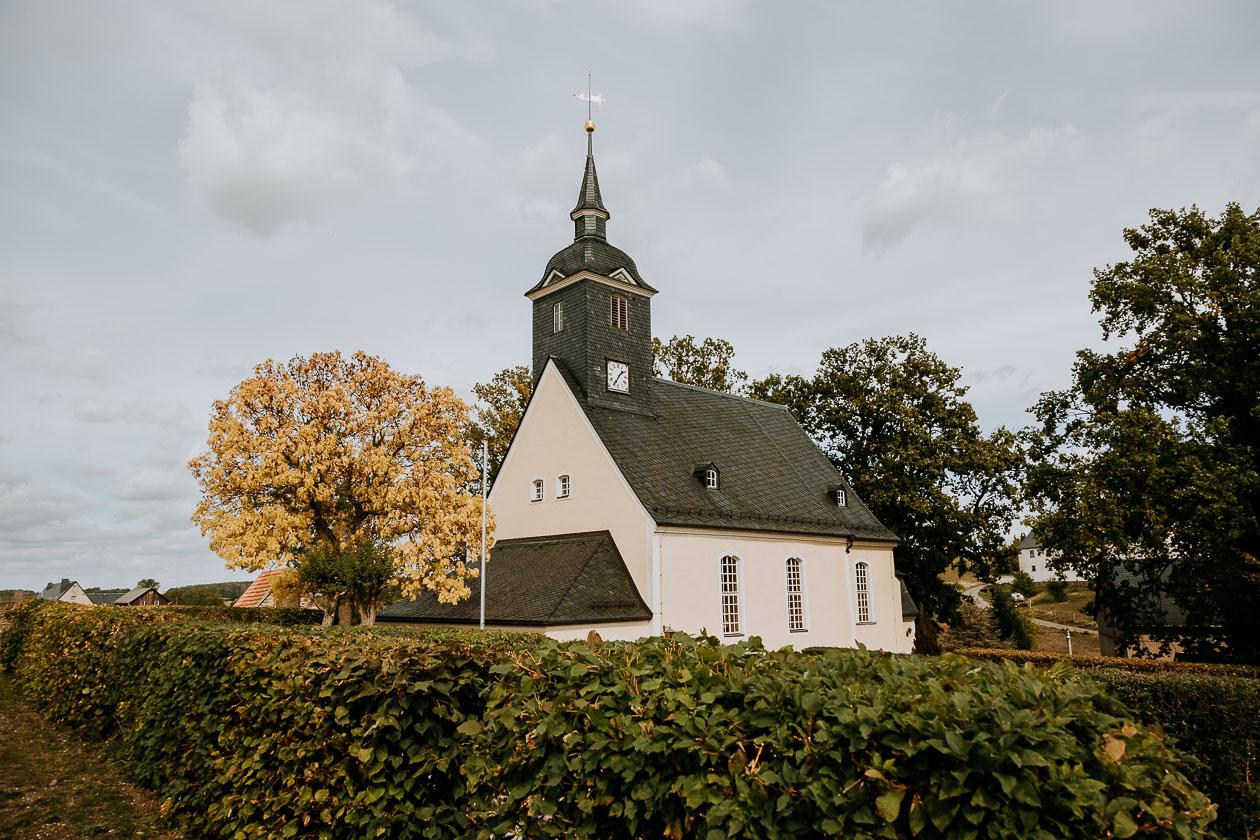 Pfarrkirche Langenstriegis
