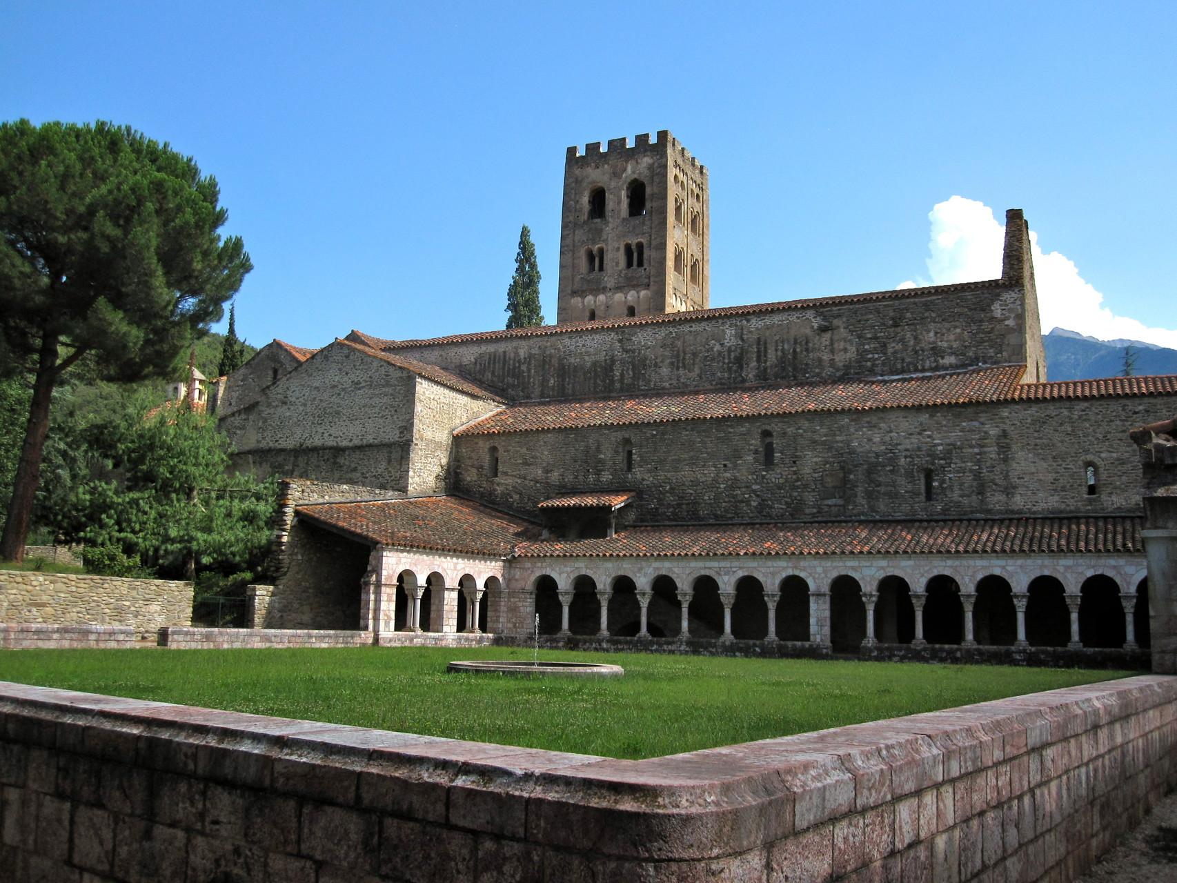 Abbaye saint michel de Cuixa (en voiture)