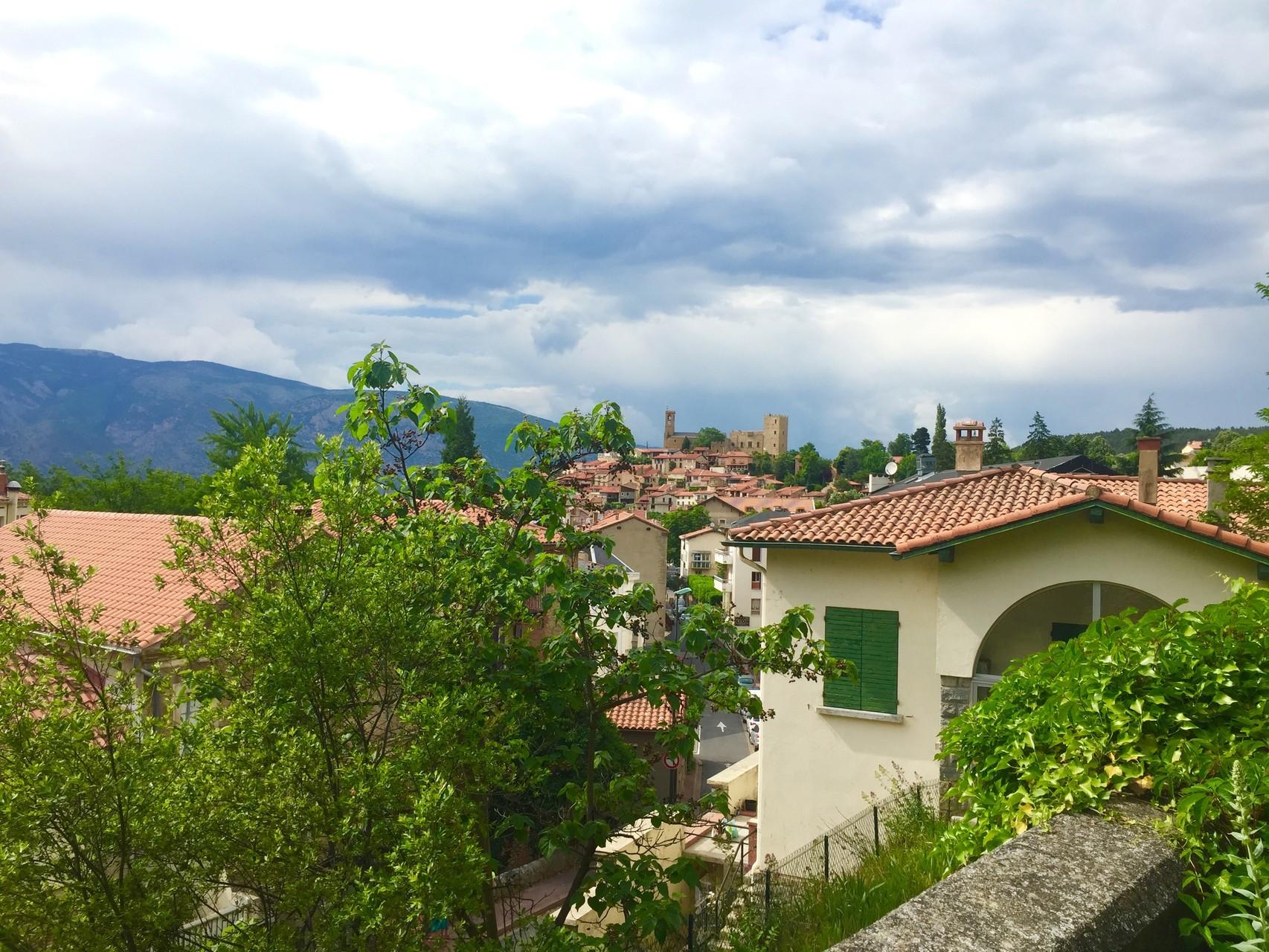 vue du vieux village