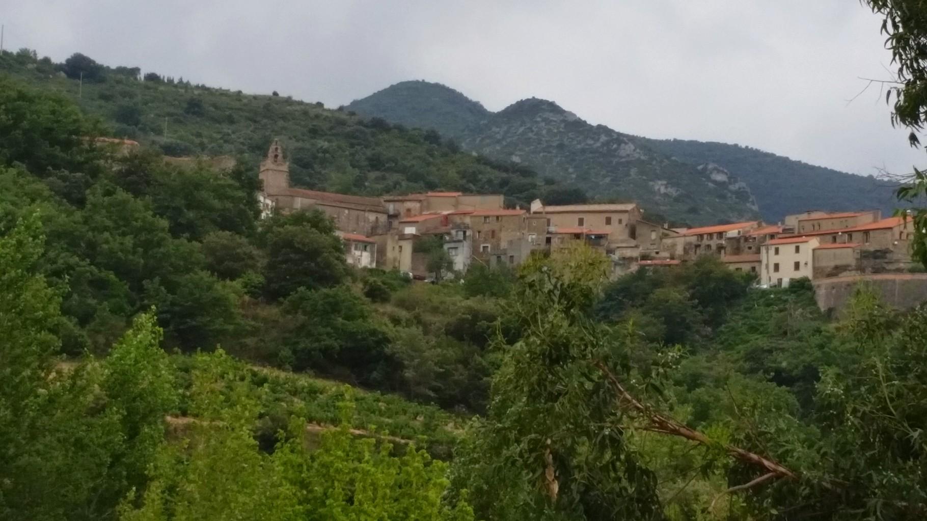 Saint michel de Cuixa (en voiture jusqu'au site)