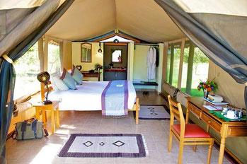 Ziwani camp, safari kenia,