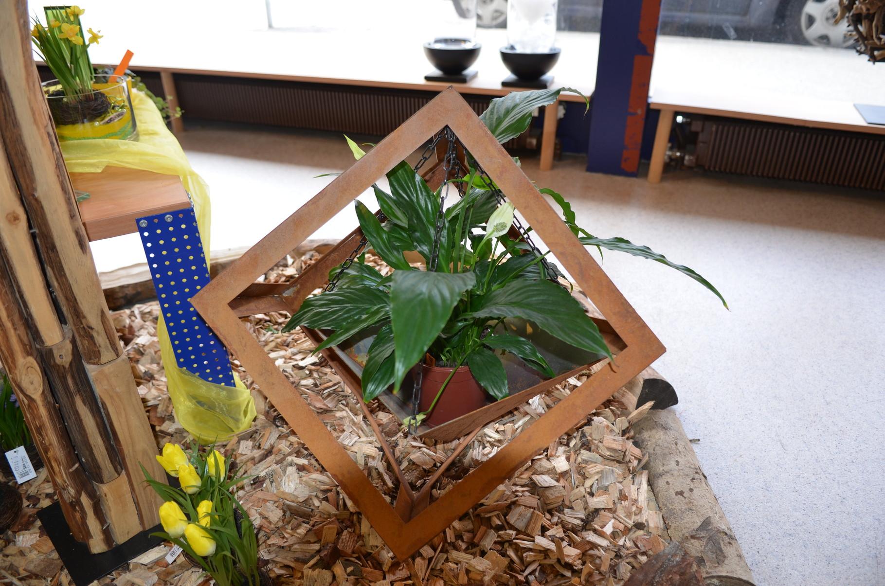 Einzigartig Gartendeko Rostoptik Design