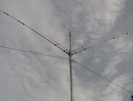 Antenne CREATE 730 e DIAMOND X300 - IU8HNE