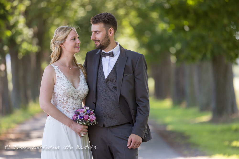 Heiraten auf Schloss Hollwinkel