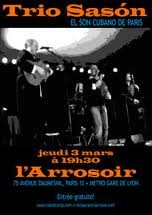 trio sazon paris