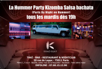 Hummer Party Latino