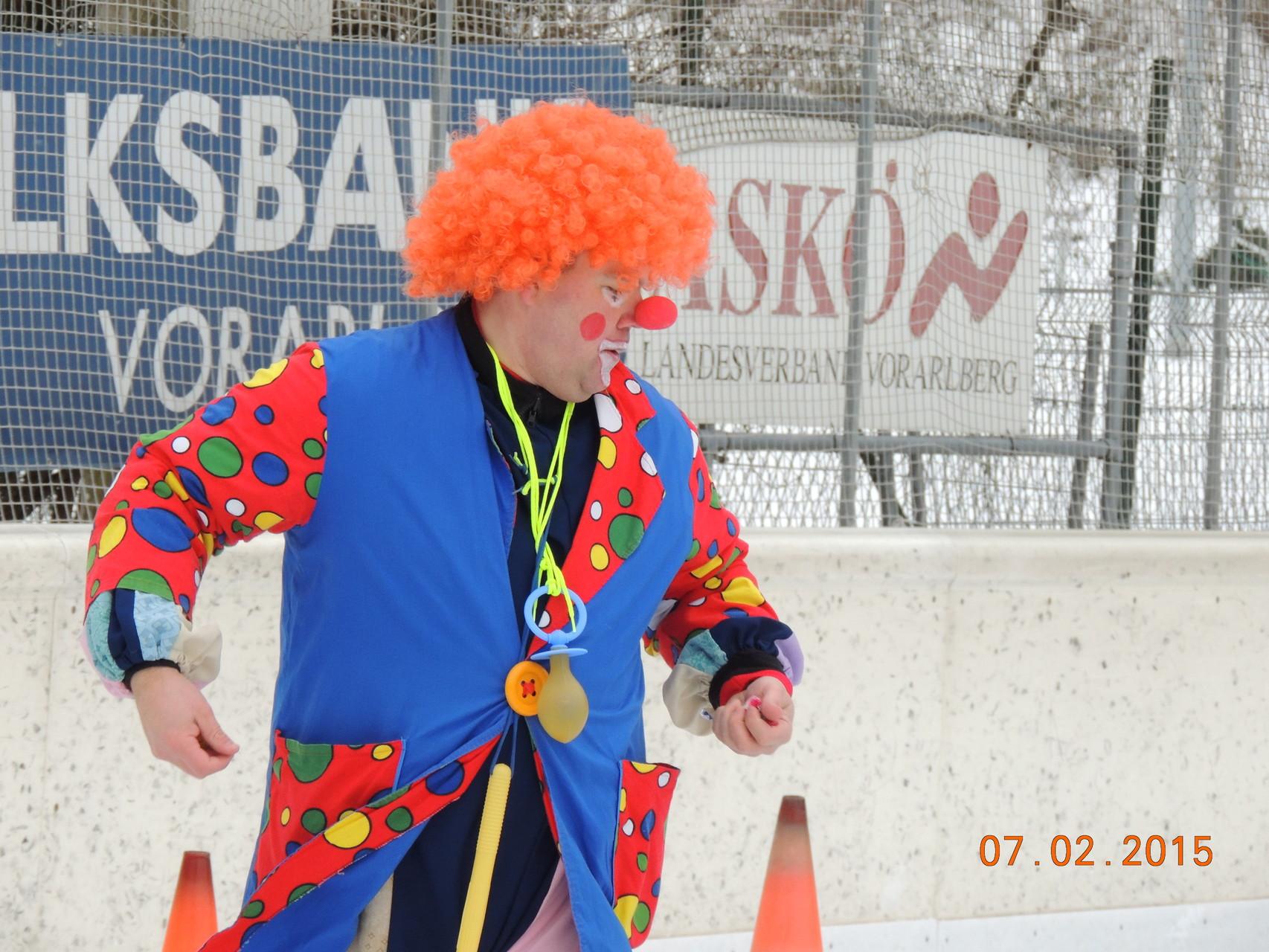 Clown Alexander hatte ALLE im Griff!