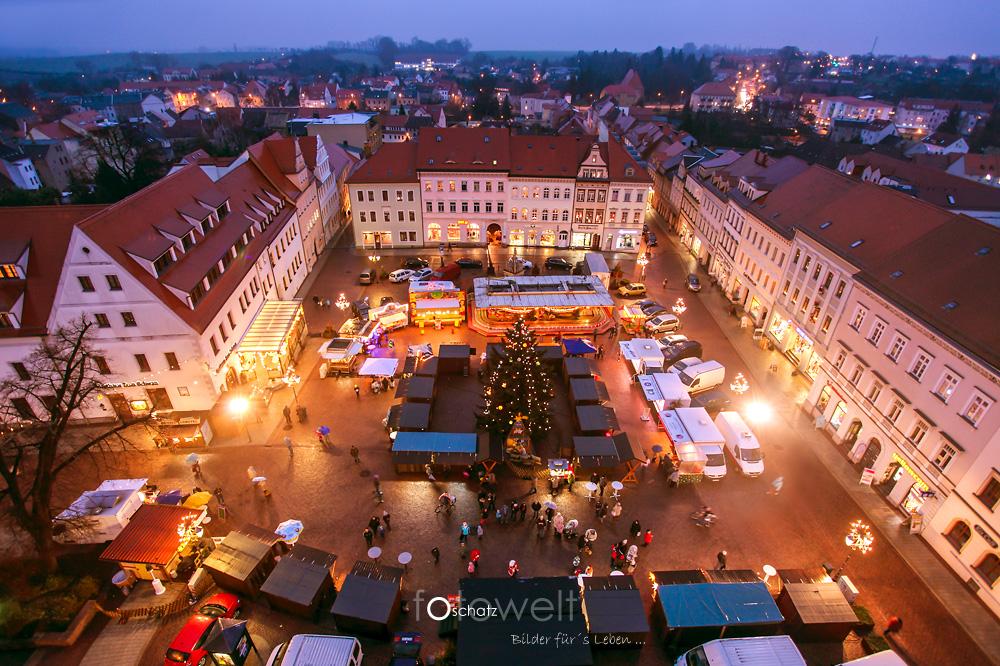 Oschatzer Weihnachtsmarkt