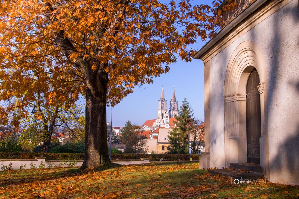 Herbstzeit in Oschatz