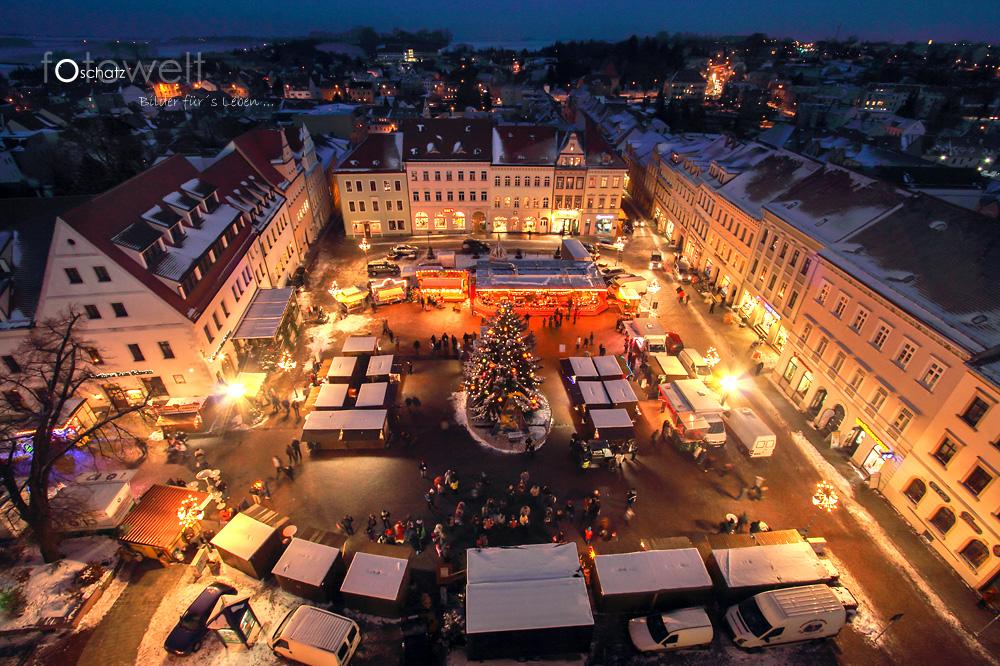 Weihnachtsmarkt Oschatz