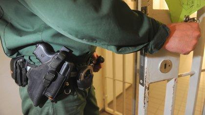 Im Justizvollzug wird der JPX Jet Protector bereits eingesetzt.