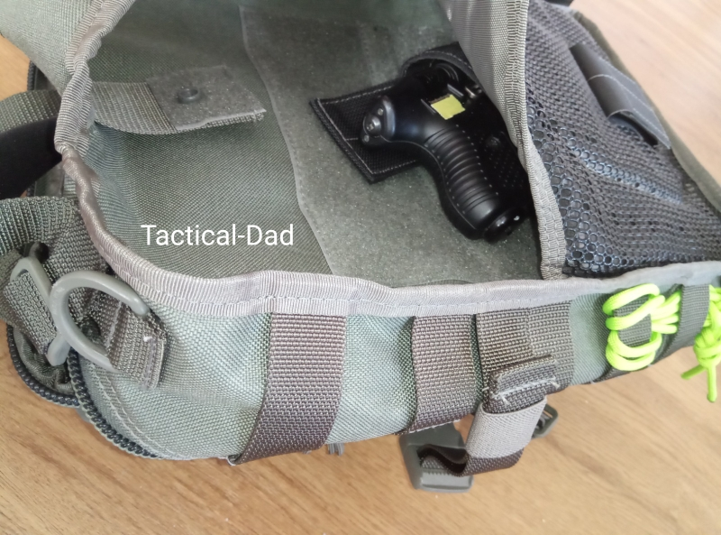 JPX Jet Protektor im Maxpedition Gearslinger