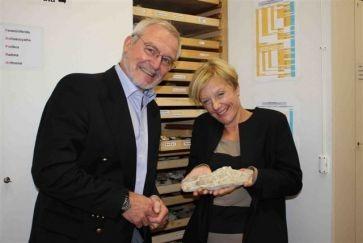 Dr. Rüdiger Scheller und Ehefrau Kristiane Scheller