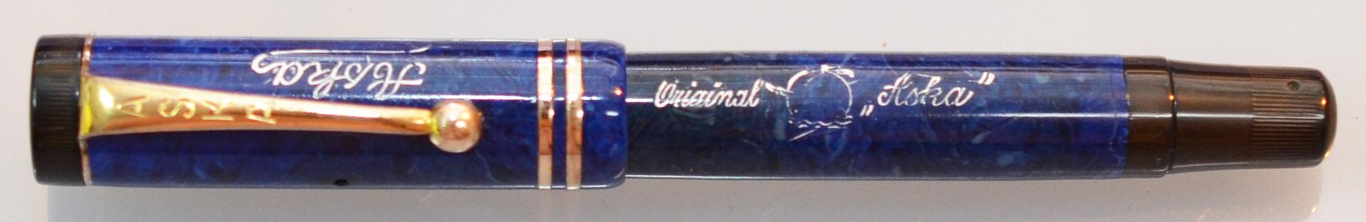 Hier noch ein Original ASKA als Kolbenfüller
