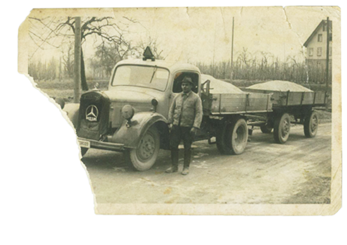 Transport während des 2. Weltkriegs
