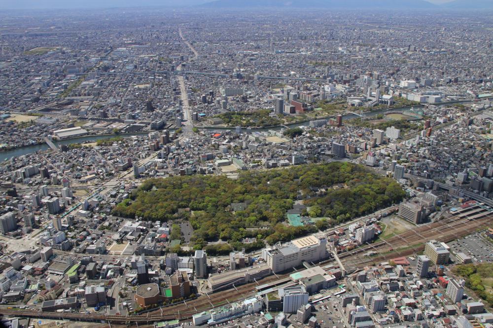 1400年前からここに在る熱田神宮