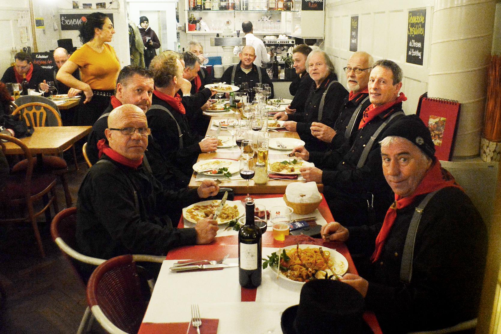 """Restaurant Ring am """"Bieler WARM-ÖPP Biennois"""" (26. 2. 2020)"""